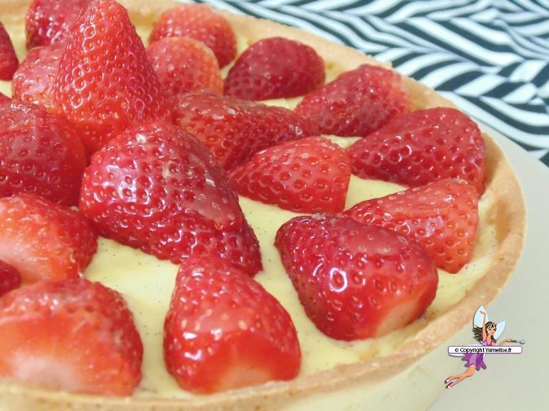 tarte fraises legere 1