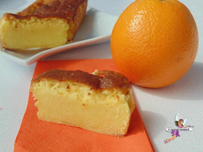 cake orange part