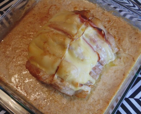 Ingr dient porc yumelise recettes de cuisine - Roti de porc orloff maison ...