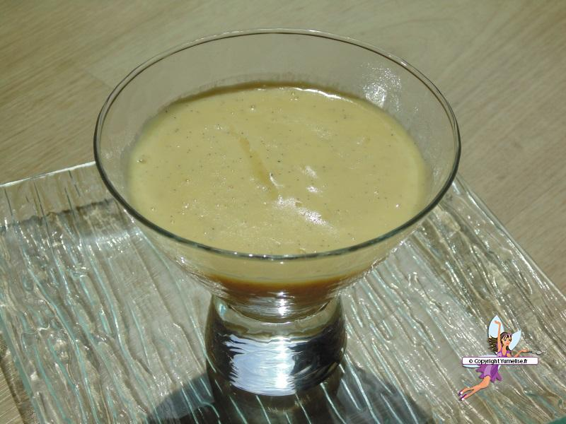 creme anglaise vanille