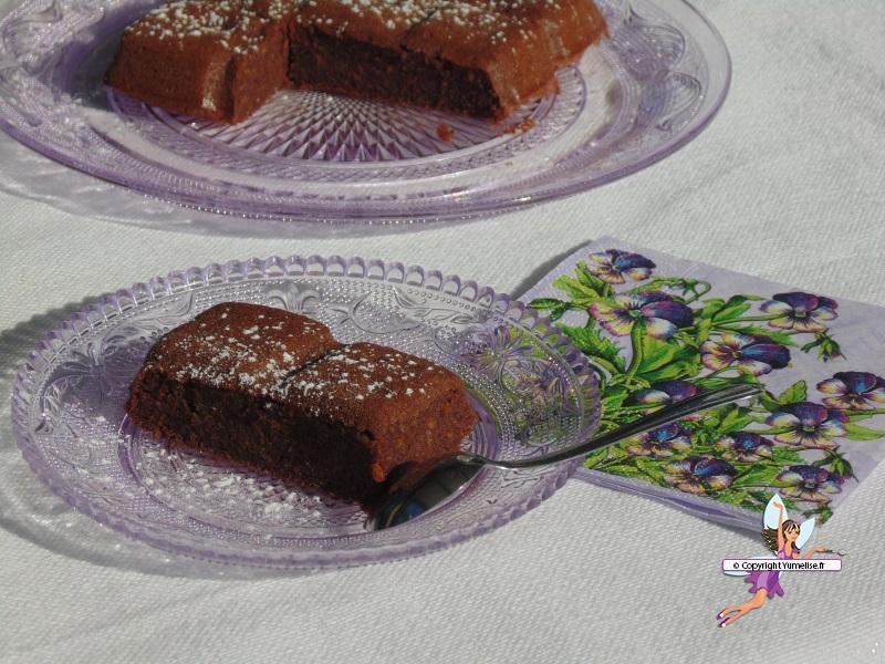 g 226 teau au chocolat et farine de sarrasin yumelise recettes de cuisine