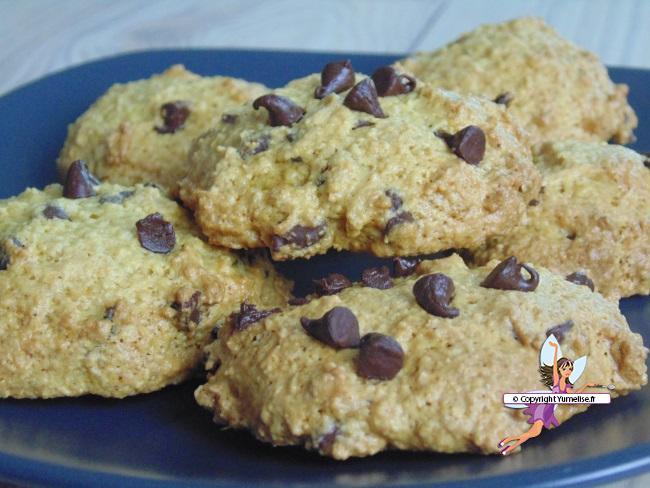 cookies assiette