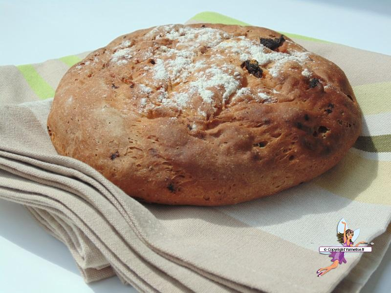 pain chorizo entier