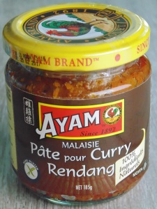 ayam pate curry