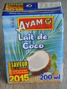ayam lait coco