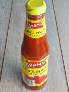 ayam sauce piment