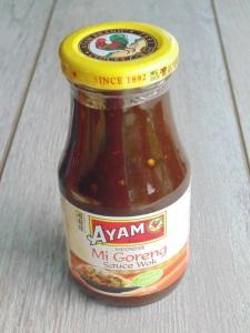 ayam sauce wok
