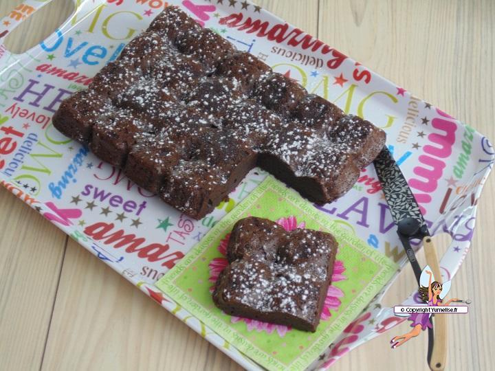Le meilleur brownie du monde yumelise recettes de cuisine - Meilleur cuisine du monde ...