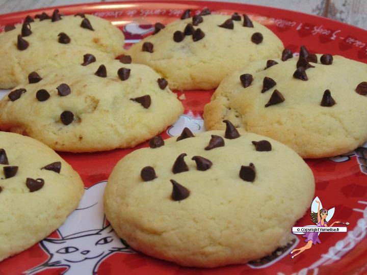 cookies nutella 2