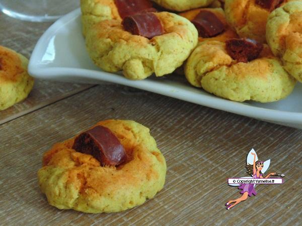 cookies chorizo curry 1