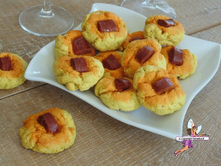 cookies chorizo curry