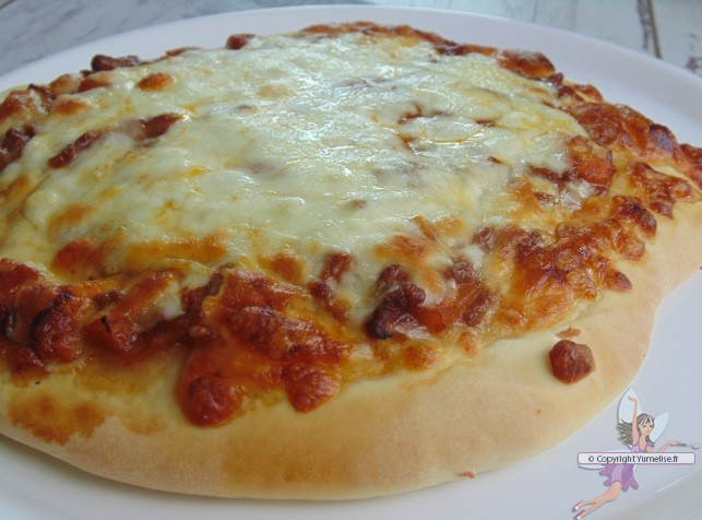 Pate A Pizza Inratable Recette Italienne