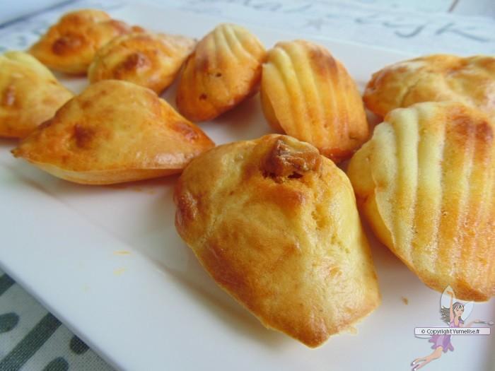 madeleines chorizo 1