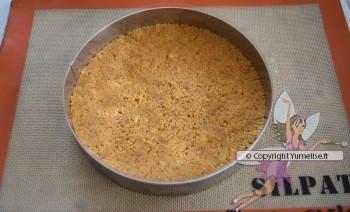 Tarte aux fraises fa on fantastik facile et sans cuisson yumelise recettes de cuisine - Fond de tarte palet breton ...