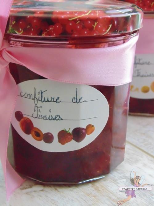 confiture fraises 1