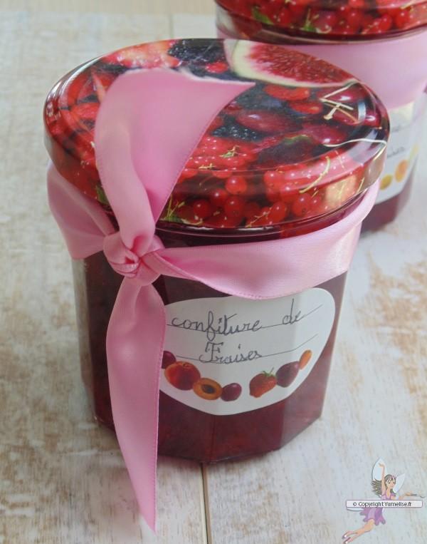 confiture fraises 2
