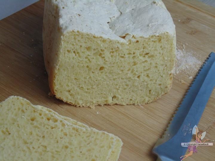 pain sans gluten 2