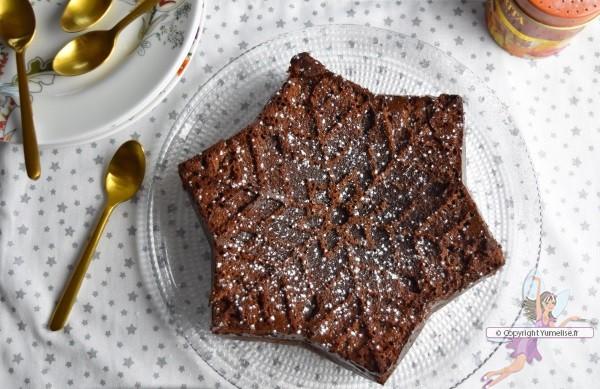 Moelleux Chocolat Au Lait Concentre Sucre Gateau Facile