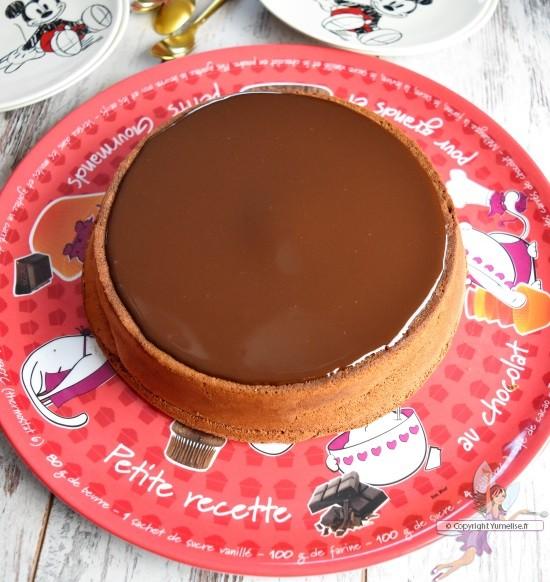 Gateau Au Chocolat De Jean Pierre Billoux Dessert De Chef