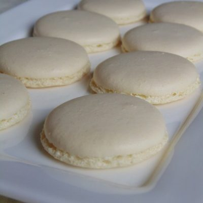 Coques macarons inratables