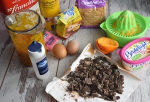 ingrédients des muffins au potiron