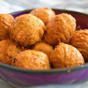 beignets indiens aux lentilles