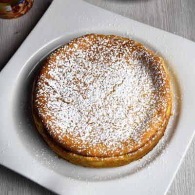 cheesecake au mascarpone léger
