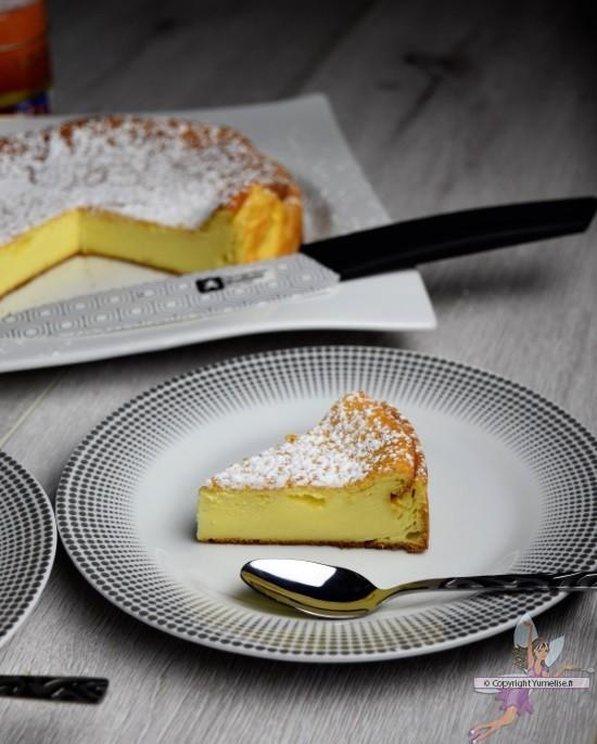 part de cheesecake mascarpone