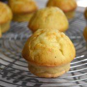 muffins au fromage Fol épi et pomme