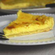 tarte mascarpon et citron part