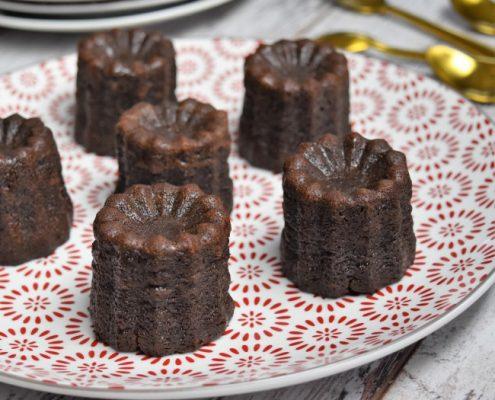 les cannelés chocolat