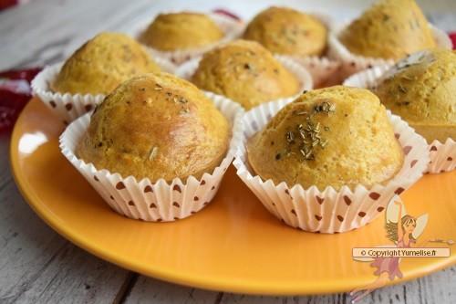 muffins et babybel