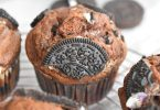 muffin au biscuit Oreo