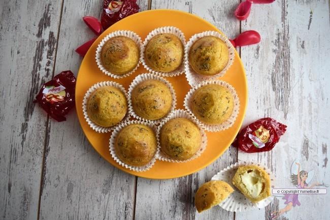 muffins salés au babybel