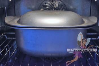 pulled pork en cocotte