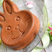 gâteau au chocolat lapin
