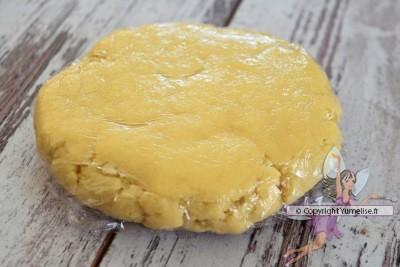 pâte sablée de la tarte limoncello