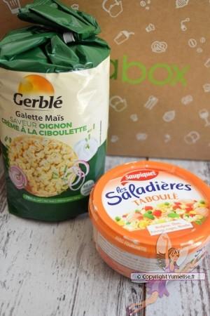 degustabox mai gerble saupiquet