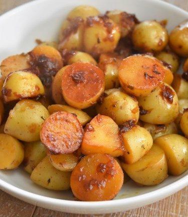 pommes de terre sautées et cuisson au Cookéo