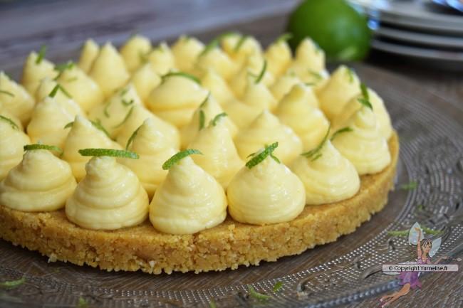 La tarte citron meringuée de Christophe Michalak / …