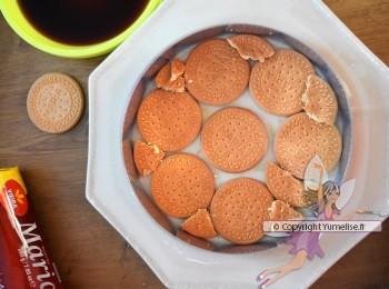 montage du bolo de bolacha 1