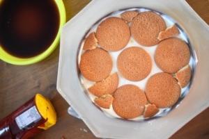 montage du bolo de bolacha 2