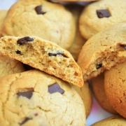 cookies à la noisette et lait concnetré