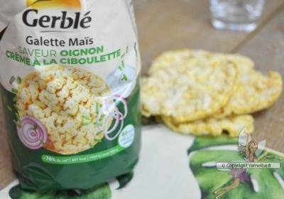 galettes de maïs Gerblé