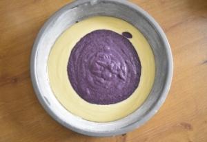marbré myrtilles 2ème couche
