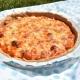 tarte thon et concentré de tomate cuite