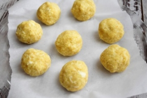 boulettes jambon fromage