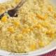 risotto à la courgette cuisson Cookéo