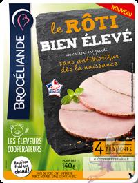 rôti de porc Brocéliande