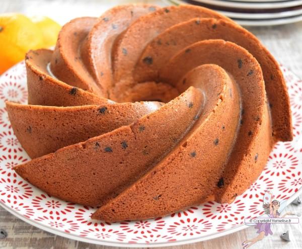 bundt cake et pépites